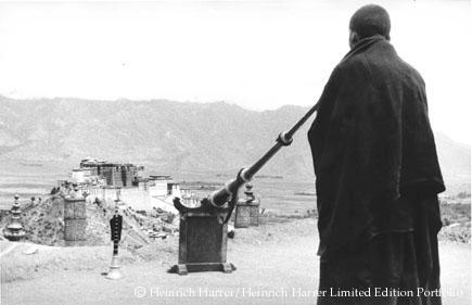 Cuerno Tibet
