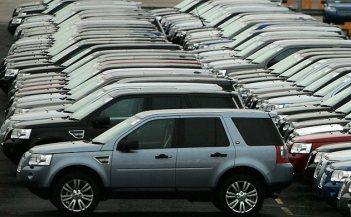 almacenes de coches
